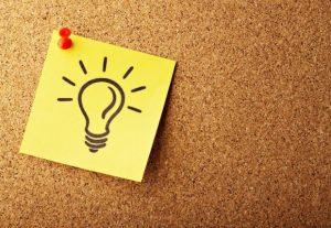 Flyer, Ideen und Gutes